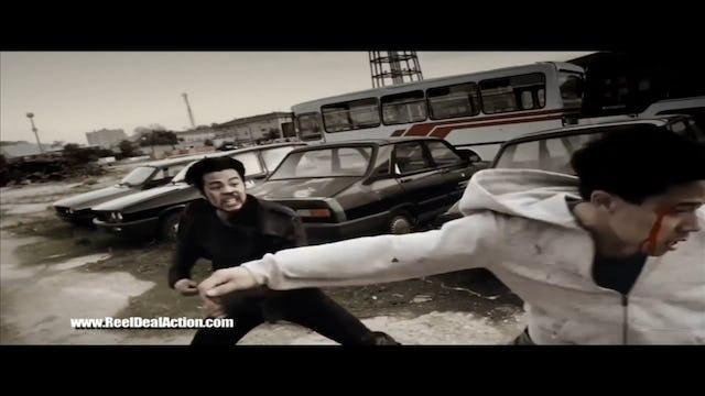 Fight Scene Blasts: Pointless