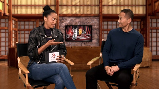 3 Rounds With: Mark Dacascos