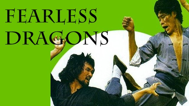 Fearless Dragons