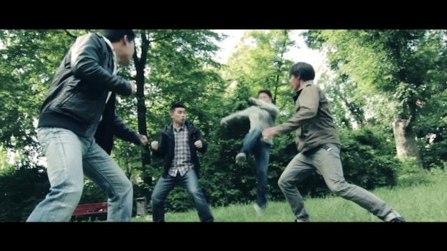Fight Scene Blasts: Yellow Fever