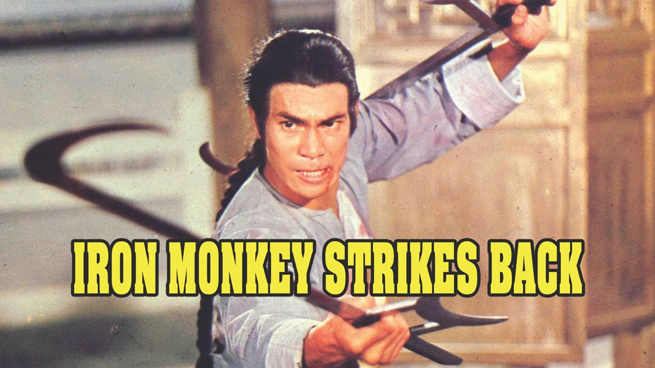 Iron Monkey Strikes Back