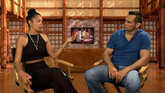 3 Rounds With: Rich Franklin