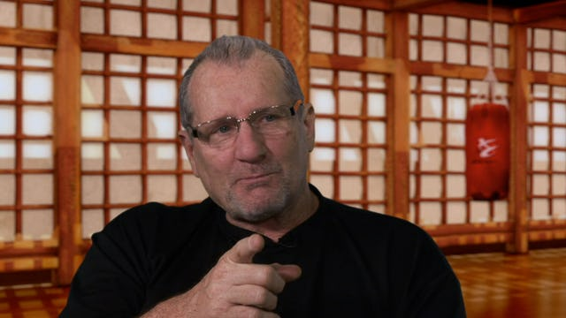 3 Rounds With: Ed O'Neill Part 1