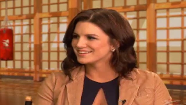 3 Rounds With: Gina Carano