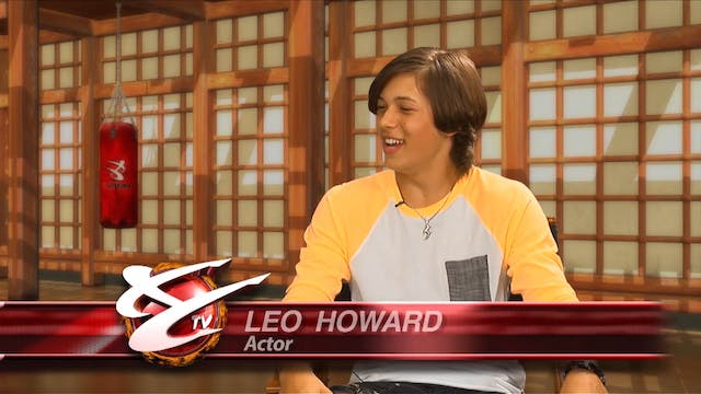 3 Rounds With: Leo Howard