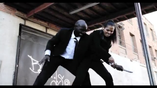 Fight Scene Blasts: Katrina