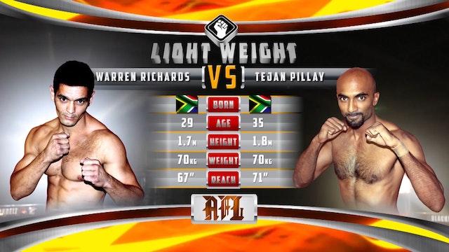 Richards vs. Pillay