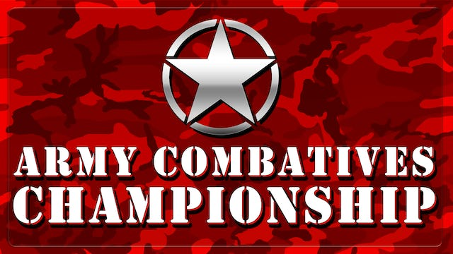Army Combatives Championship