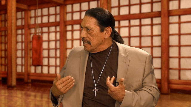 3 Rounds With: Danny Trejo