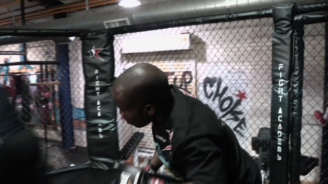 Martial Arts Minute Blasts: Timidity