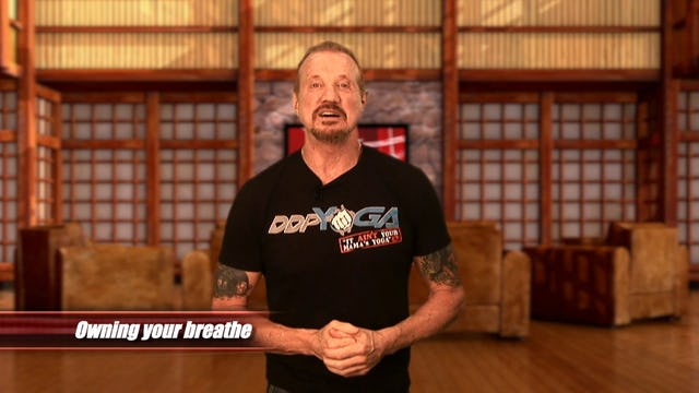 Martial Arts Minute Blasts: Own your Breath