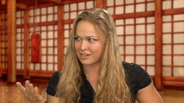 3RW Blasts: Ronda Rousey