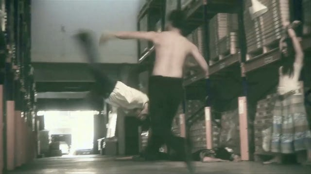 Fight Scene Blasts: Damaged Kung Fu Part 2