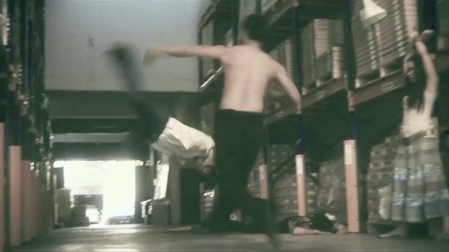 Fight Scene Blasts: Damaged Kung Fu P...