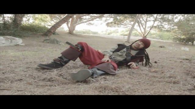 Fight Scene Blasts: Ninja vs. Pirate