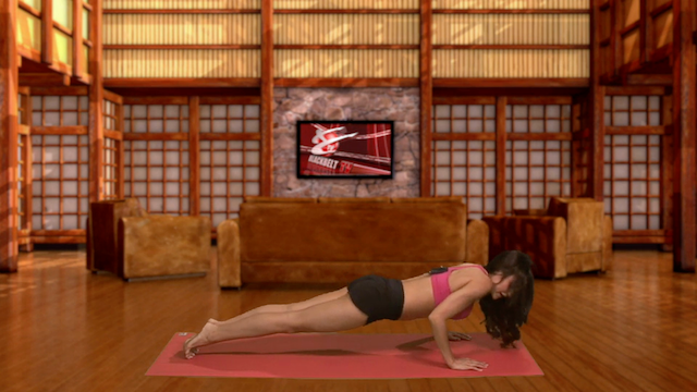 Move of the Day Blasts: Upward Dog