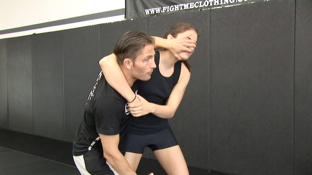 Move of the Day Blasts: Side Head Lock