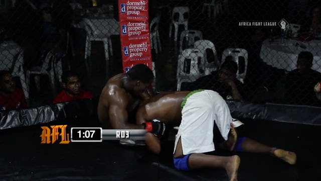 Rockin Rounds Africa Blasts: BoA - 07