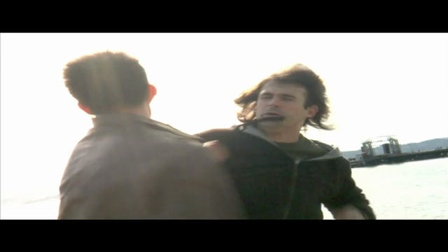 Fight Scene Blasts: Informant
