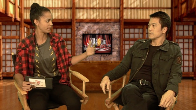 3 Rounds With: Byron Mann