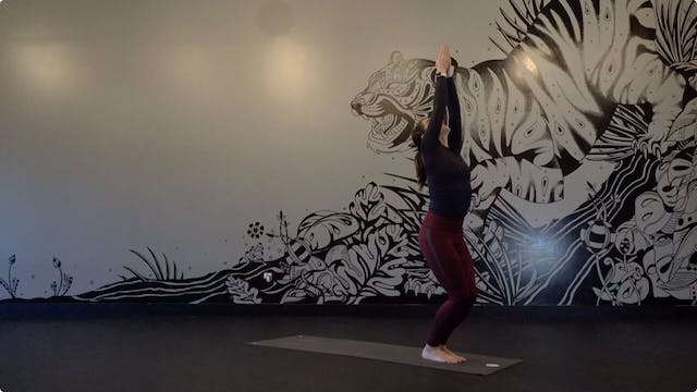 Ashtanga Half Primary Series