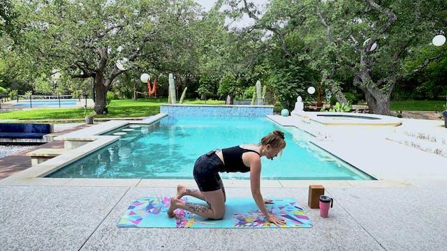 Arm Balance Basics: Side Plank