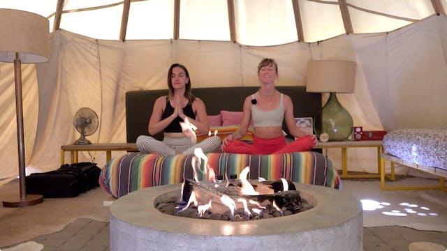 Medicine Wheel Balancing Meditation
