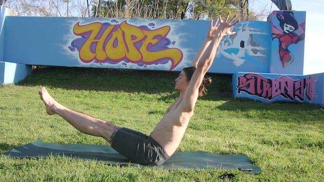 Twist and Stretch
