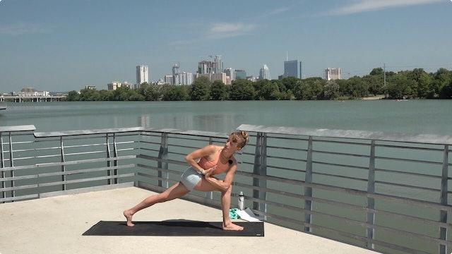 Focus on the Feeling: (Lakeshore Flow)