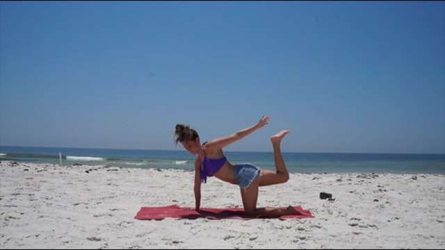 Beginner Back & Balance
