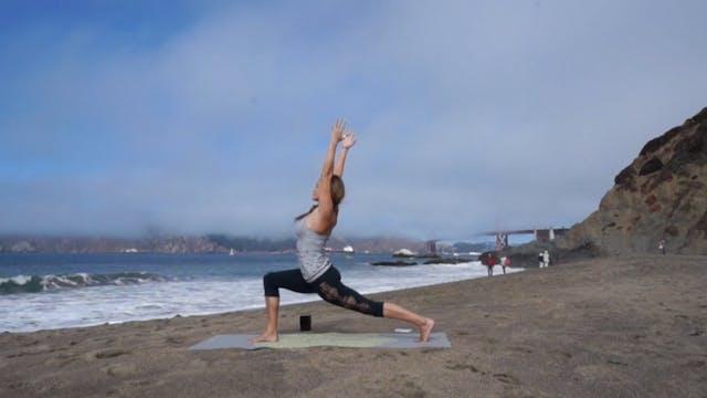 San Fran Side Planks