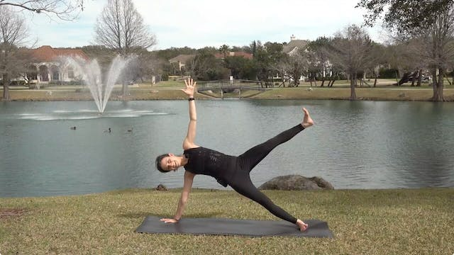 Side Body Strength and Stretch