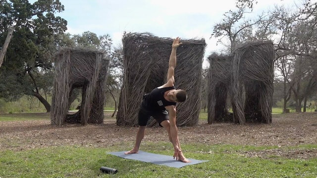 Slow and Steady Flow: Strong and Open Hips