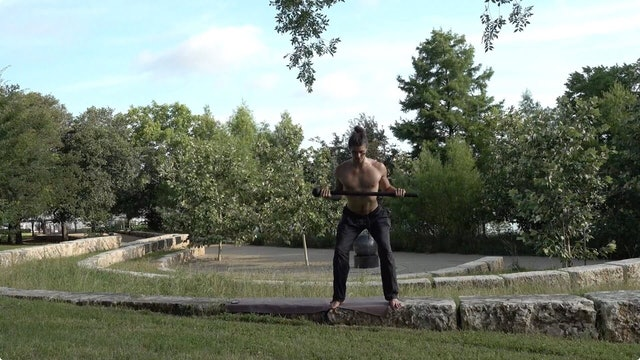 Very introductory introduction to steel mace