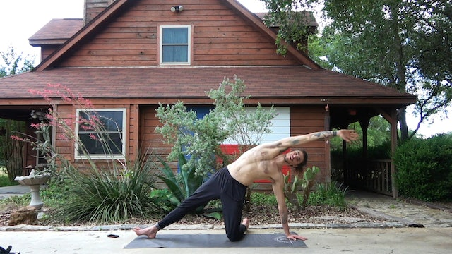 Yoga for athletic recovery (no chaturangas)