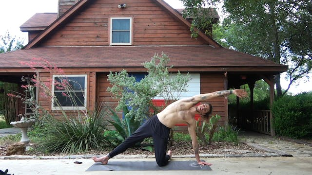 Yoga for athletic recovery (no chatur...