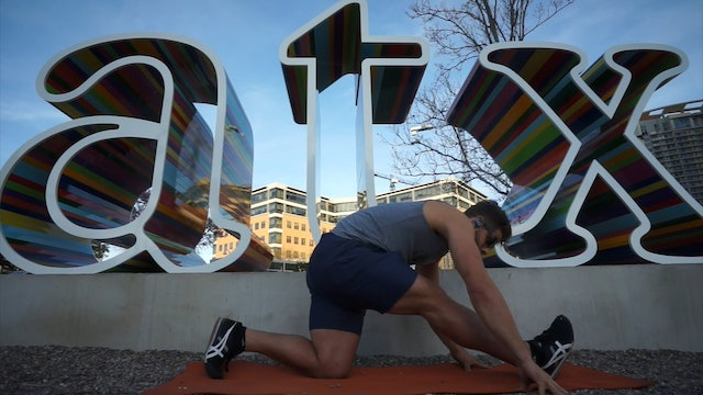 Low Lunge ATX