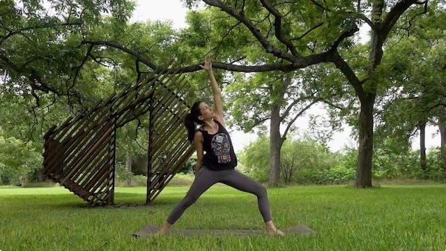 Ninja Yoga