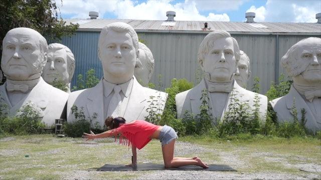 Statue Power