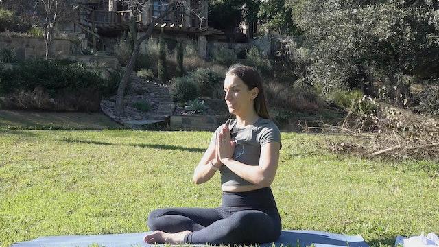 Half Moon Meditation & Breathwork