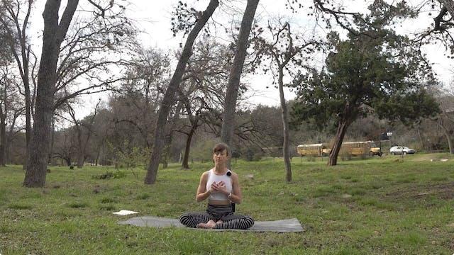 Chakra Breath Meditation