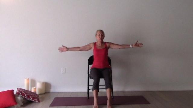 Chair Yoga 3