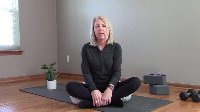 Balancing the Root Chakra
