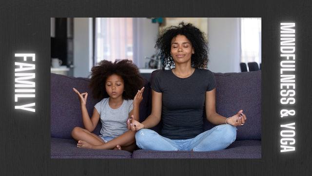 family mindfulness & yoga