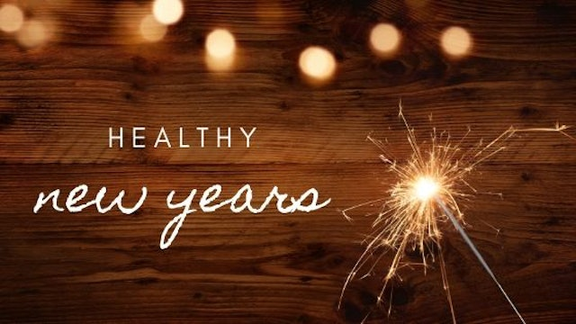 coming january: healthy new years
