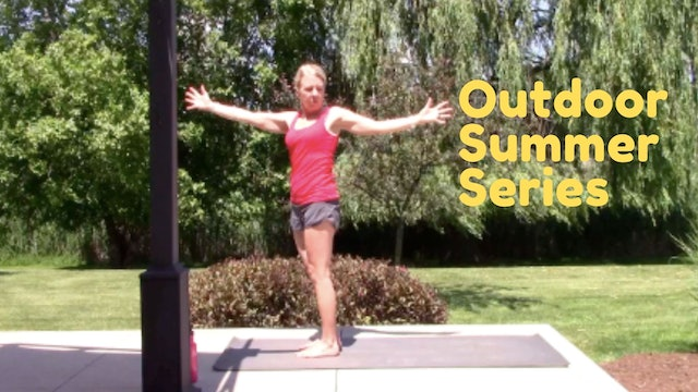 july, outdoor summer series