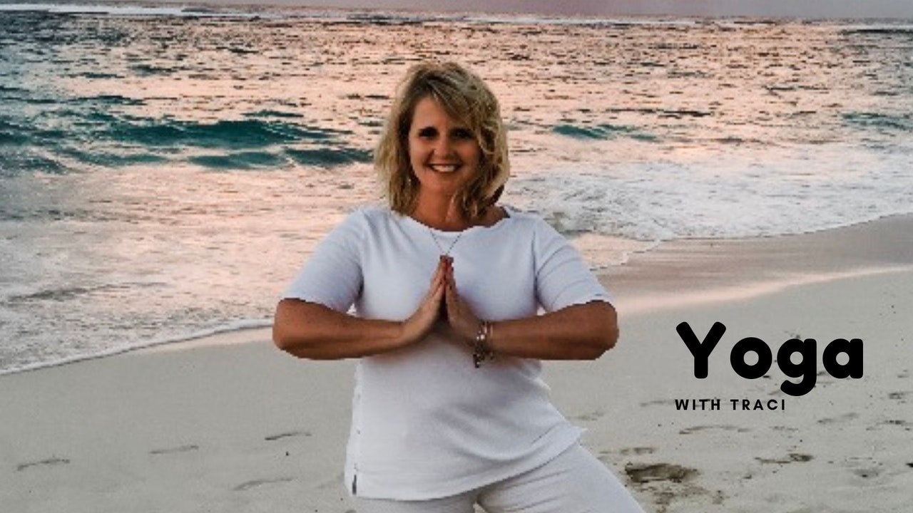 yoga with traci