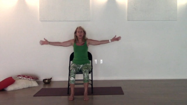 Chair Yoga 4