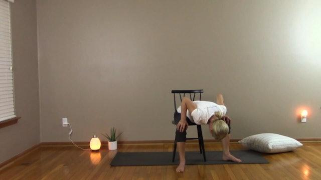 Chair Yoga 6