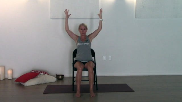 Chair Yoga 5